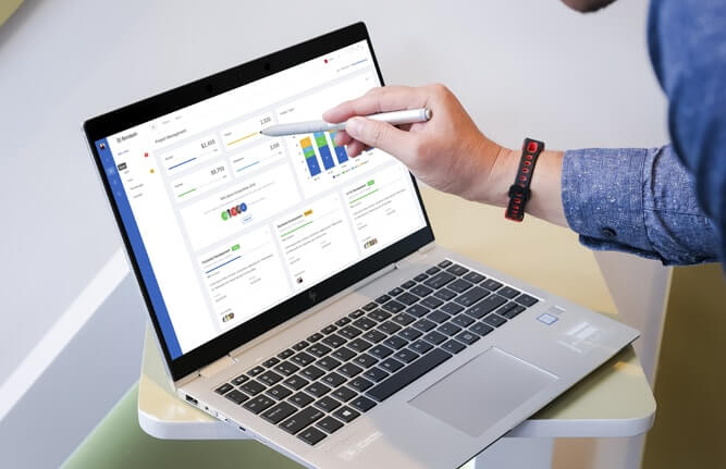 Corporate Credit Request System