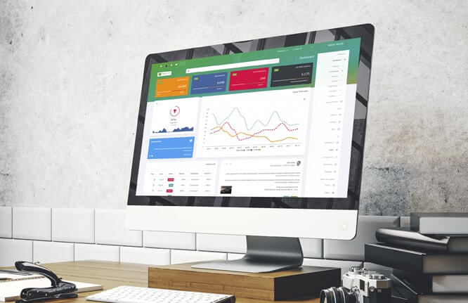 Enhanced Financial Analytics Platform